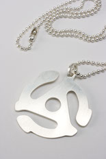 THE 45 SPACER NECKLACE